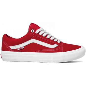 Schoenen Heren Skateschoenen Vans Old skool pro Rood