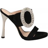 Schoenen Dames Sandalen / Open schoenen Tiffi AMALFI nero