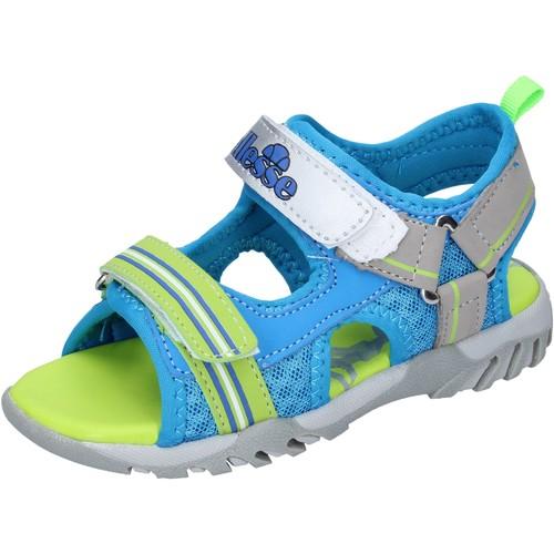 Schoenen Jongens Sandalen / Open schoenen Ellesse BN679 Blauw