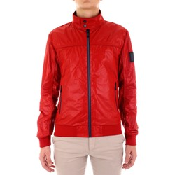 Textiel Heren Wind jackets Yes Zee J504-NG00 Rosso