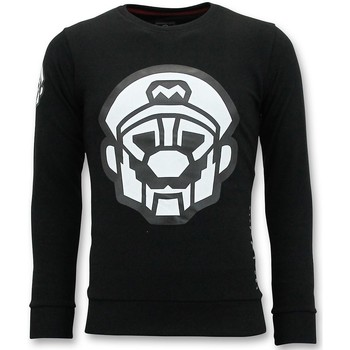 Textiel Heren Sweaters / Sweatshirts Local Fanatic Stoere Mario Zwart