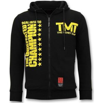 Textiel Heren Sweaters / Sweatshirts Local Fanatic Trainingsvesten - TMT Floyd Mayweather - Zwart