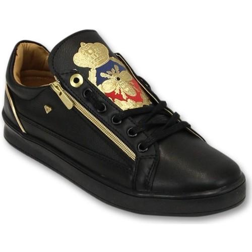 Schoenen Heren Lage sneakers Cash Money Prince Full Black Zwart