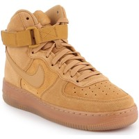 Schoenen Kinderen Hoge sneakers Producent Niezdefiniowany Nike Air Force 1 High LV8 3 (GS) CK0262-700 brown