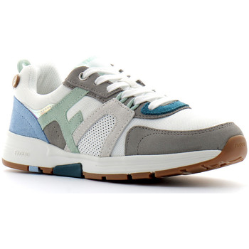 Schoenen Dames Lage sneakers Faguo Willow Blanc