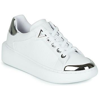 Schoenen Dames Lage sneakers Guess BRANDYN Wit