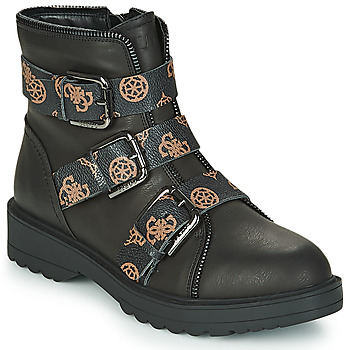 Schoenen Dames Laarzen Guess WENDY Zwart