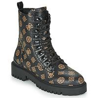 Schoenen Dames Laarzen Guess OXANA Zwart