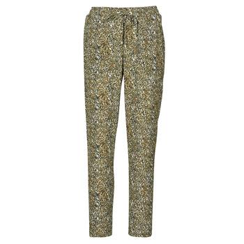 Textiel Dames Losse broeken / Harembroeken Ikks BR22005 Kaki