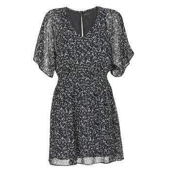 Textiel Dames Korte jurken Ikks BR30075 Zwart