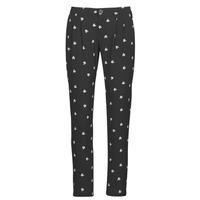 Textiel Dames Losse broeken / Harembroeken Ikks BR22125 Zwart