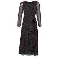 Textiel Dames Lange jurken Ikks BR30225 Zwart