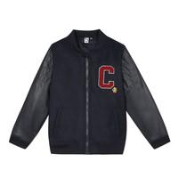 Textiel Jongens Wind jackets 3 Pommes 3R41055-04-J Marine