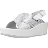 Schoenen Dames Sandalen / Open schoenen IgI&CO CANDY Zilver