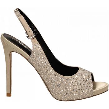 Schoenen Dames pumps Luciano Barachini CAMOSCIO naturale
