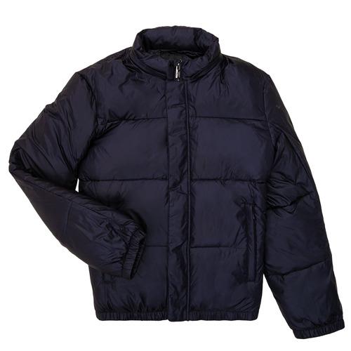 Textiel Jongens Dons gevoerde jassen Emporio Armani 6H4BL1-1NLSZ-0920 Marine