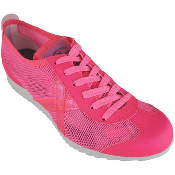 Schoenen Dames Lage sneakers Munich osaka 8400429 Roze