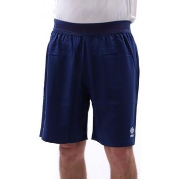 Textiel Heren Korte broeken / Bermuda's Umbro  Blauw