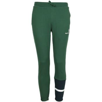 Textiel Heren Trainingsbroeken Sergio Tacchini Fraine Pant Green/ Navy Groen