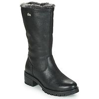 Schoenen Dames Hoge laarzen TBS PHILINA Zwart
