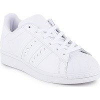 Schoenen Dames Lage sneakers adidas Originals Adidas Superstar W FV3285 white