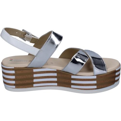 Schoenen Dames Sandalen / Open schoenen Tredy's BN750 Zilver