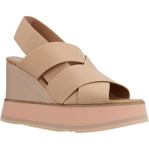 Schoenen Dames Sandalen / Open schoenen PALOMA BARCELÓ SALINAS Beige