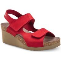 Schoenen Dames Sandalen / Open schoenen Mephisto MEPHTINYro rosso