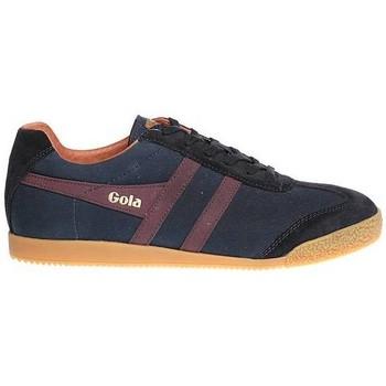 Schoenen Heren Lage sneakers Gola harrier millerain     1 navy  3008 Blauw