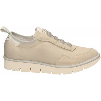 Schoenen Dames Sneakers Panchic LOW CUT NYLON-SUEDE lamb