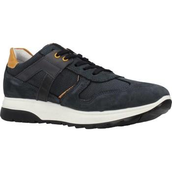 Schoenen Heren Lage sneakers IgI&CO 5129611 Blauw