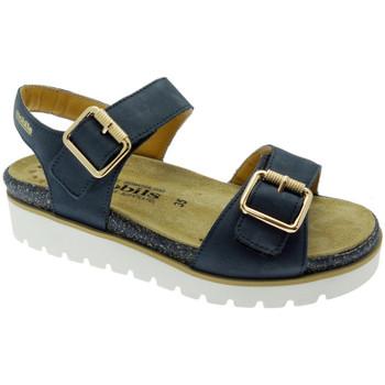 Schoenen Dames Sandalen / Open schoenen Mephisto MEPHTARINAbl blu
