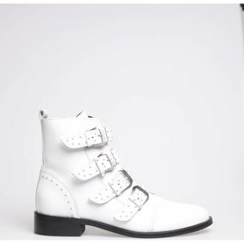Schoenen Dames Low boots SPM te laars Wit
