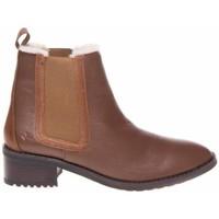 Schoenen Dames Low boots EMU  Cognac/Camel