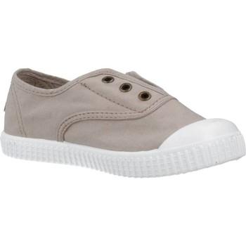 Schoenen Jongens Lage sneakers Victoria 106627 Beige