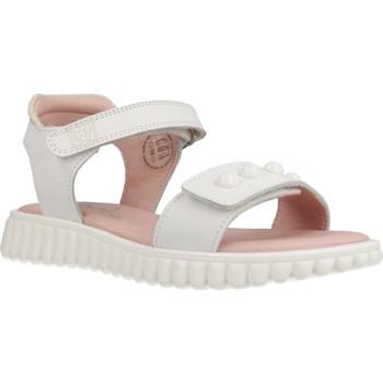 Schoenen Meisjes Sandalen / Open schoenen Garvalin 202645 Wit