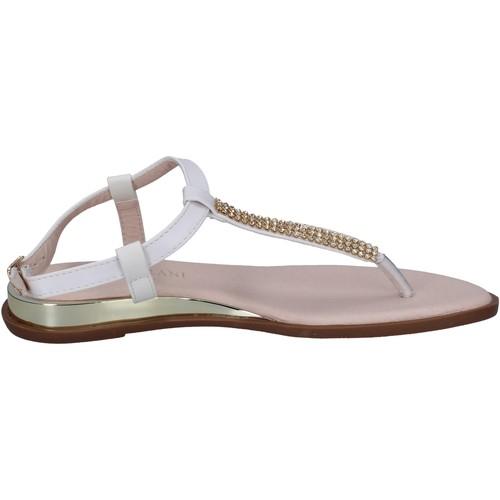 Schoenen Dames Sandalen / Open schoenen Solo Soprani BN779 Wit