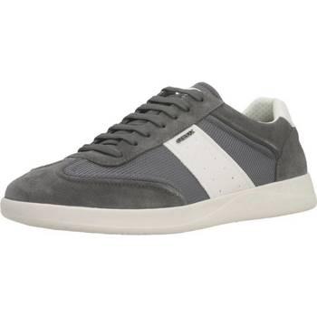 Schoenen Heren Sneakers Geox U KENNET A Grijs