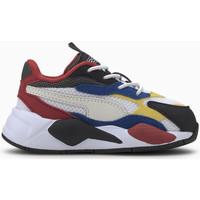 Schoenen Kinderen Sneakers Puma Rs-x3 puzleac inf Wit