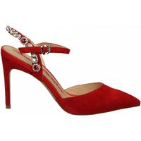 Schoenen Dames pumps Luciano Barachini CAMOSCIO rosso