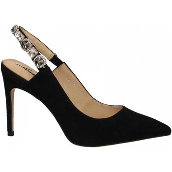 Schoenen Dames pumps Luciano Barachini CAMOSCIO nero