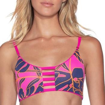 Textiel Dames Bikinibroekjes- en tops Maaji 3149SBR01 670 Roze
