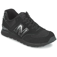 Schoenen Lage sneakers New Balance M574 Zwart / Mono
