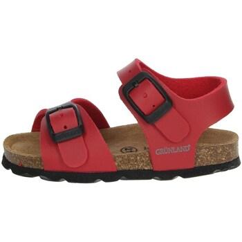 Schoenen Jongens Sandalen / Open schoenen Grunland SB0027-40 Red