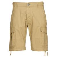 Textiel Heren Korte broeken / Bermuda's Jack & Jones JJIALFA Camel