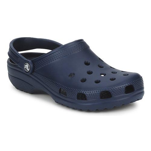 Schoenen Klompen Crocs CLASSIC Marine