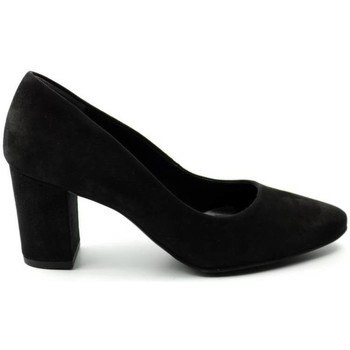 Schoenen Dames pumps Paul Green DAMES pump   3752 zwart zwart