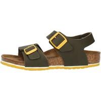 Schoenen Jongens Sandalen / Open schoenen Birkenstock 1015754 Green