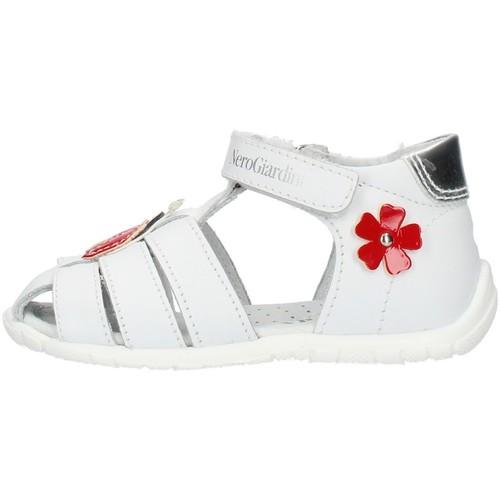 Schoenen Meisjes Sandalen / Open schoenen NeroGiardini E018090F White