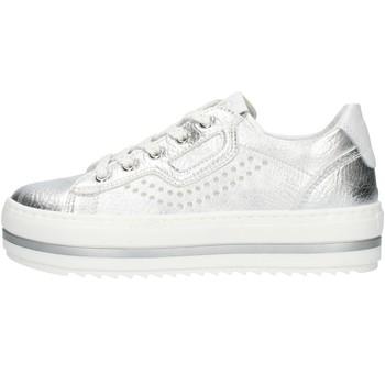 Schoenen Meisjes Lage sneakers Nero Giardini E031560F Silver
